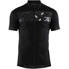 Craft Reel Jersey Men black/crest